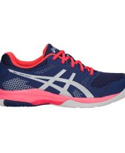 Asics Gel Rocket 8 Race Blue Print/Silver Indoor
