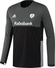 adidas KNHB Goalie/Keeper Shirt Zwart