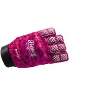 Reece Elite Fashion Glove Half Finger Roze SR | DISCOUNT DEALS
